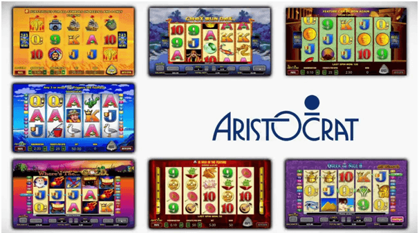 Aristocrat Pokies Games